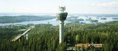 Puijo tower, Kuopio