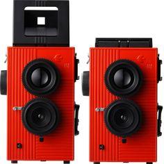 Blackbird, Fly 35mm Twin-Lens Reflex Camera