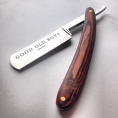Hand Crafted Engraved Stainless Steel Rosewood Cut Throat Straight Razor! Detail is awesome on these!