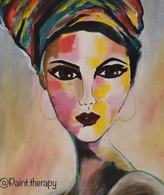 The eyes speak tell more than words could ever say 💁🏻♀️🎨 . Popular Paintings, More Than Words, Art Day, Insta Art, Art Gallery, Eyes, Sayings, Portrait, Creative