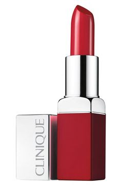 Free shipping and returns on Clinique 'Pop Lip' Color & Primer at Nordstrom.com. Luxurious yet weightless, Clinique Pop Lip Color and Primer glides effortlessly onto your lips, providing you with a modern, velvet finish and saturated color that stays true. Your lips stay comfortably moisturized for eight hours. The formula is allergy-tested and 100% fragrance-free.- 0.14 oz.- 100% fragrance-free.- Allergy-tested.