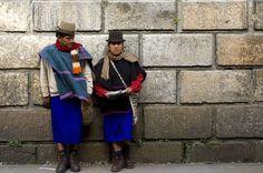 Colonia indigena Guanbinos, Bogota, Colombia