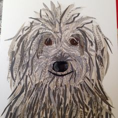 New website is up -pastesf.com #dog #portrait #commission