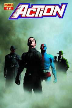 Codename: Action (of (Cover Artist: Jae lee & Jonathan Lau) On Sale: Comic Book Heroes, Comic Books, Books New Releases, Jae Lee, Comic Art Community, Green Hornet, Daredevil, Pop Culture, Novels
