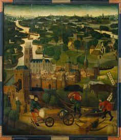 Vloed 1421 altaar