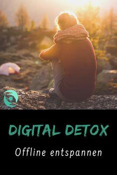 Online sein gehört inzwischen zu unserem alltäglichen Leben - das kann auch zur Belastung werden. Doch wie entgegenwirken? Die Antwort lautet: Digital Detox