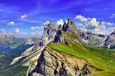 Odle Mountain, Dolomites | 28 Towns In Italy You Won't Believe Are Real Places