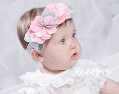 Baby Headbands Felt. Baby Headbands. Baby Headbands by AnneBows