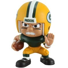 Green Bay Packers Lil' Teammates Running Back Figurine