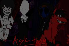 Ask Them Anything by kibalulu.deviantart.com on @DeviantArt