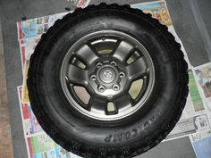Painted rims Fightman's Build Thread - Page 17 - Toyota 4Runner Forum