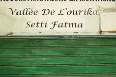 Beschriftung des Bergführer-Büros in Setti Fatma, Ourika-Tal, Hoher Atlas, Marokko - Ausgangspunkt für mehrtägige Wanderungen im Toubkal-Massiv Marrakech, Abs, Morocco, Abdominal Muscles, Ab Workouts, Ab Exercises
