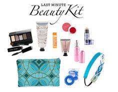 Last Minute Beauty Kit by mooneyes1218 on Polyvore