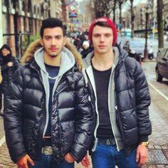 Mens Down Jacket, Top Photo, Men Dress, Winter Jackets, Sexy, Dresses, Fashion, Winter Coats, Vestidos