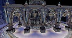 Ice Spawn Minecraft Project