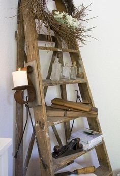 good use of old ladders