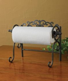 Take a look at this Sussex Counter Paper Towel Holder by Wash & Dry: Sink Essentials on @zulily today!