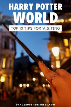 Planning to visit the Wizarding World of Harry Potter parks at Universal Orlando? Here are 10 most magical things you have to do in Diagon Alley and Hogsmeade. Everything you need to know about Harry Potter Universal & Harry Potter Orlando tips on what to do, and what souvenirs to buy. Get the full Harry Potter World experience and don't miss anything important with this Harry Potter Wizarding World Travel Guide! #HarryPotter #Orlando #Universal #Travel #ThemePark Universal Parks, Universal Harry Potter Orlando, Harry Potter World, Bucket List Family, Visit Usa, World Travel Guide, Diagon Alley, Orlando Florida, Usa Travel