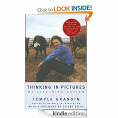 Thinking in Pictures, Expanded Edition: My Life with Autism--We read this for a bookclub I'm in and then she came to a nearby college to speak. I'm not sure I've ever admired the accomplishments of anyone more. Great books!