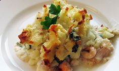 How to cook perfect fish pie -