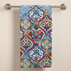One of my favorite discoveries at WorldMarket.com: Moroccan Bath Towel