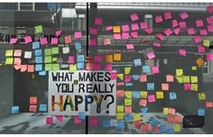 Happy thoughts Build classroom culture?  Maybe add to it throughout the year?