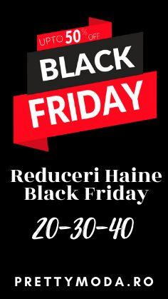 Reduceri la haine de Black Friday: Rochii, Bluze, Camasi, Sacouri, Cardigane #Haineblackfriday