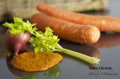 Paleo recept: Tomaten- wortelketchup (suikervrij, glutenvrij)