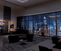 Explore the intimate corners of Christian Grey's lavish penthouse and uncover the secrets of his exclusive world.