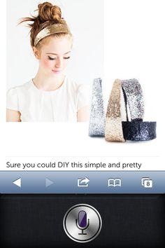 Glitter Party Hairstyles, Glitter, Hair Styles, Accessories, Hair Plait Styles, Hair Makeup, Hairdos, Haircut Styles, Hair Cuts