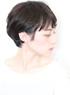 ☆360度綺麗なショートヘア☆ 【BEAUTRIUM GINZA】 http://beautynavi.woman.excite.co.jp/salon/26637?pint ≪ #shorthair #shortstyle #shorthairstyle #hairstyle・ショート・ヘアスタイル・髪形・髪型≫