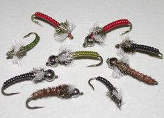 fly tying patterns instructions | Fly Tying- Free Fly Patterns, Instruction, Video