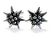 Edelweiss Flower Cufflinks http://astore.amazon.com/ahoy-20/detail/B00J4YJEMS