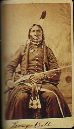 Long Bull (aka Big Nose) - Oglala - circa 1877