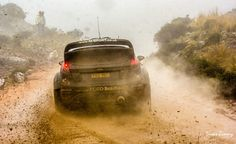 Ford Fiesta RS WRC - 2014 Rally Argentina - Mikko Hirvonen y Jarmo Lehtinen Ford Fiesta St, Rally Car, Ford Focus, Jdm, Cool Cars, Race Cars, Cool Pictures, Racing, Passion