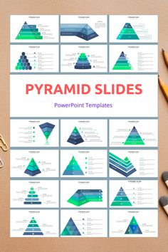 Pyramid PowerPoint Slide Templates - creative design business presentation templates in PowerPoint. Ready template, easy to edit. #Pyramid #PyramidSlides #PowerPoint #Design #Creative #Presentation #Slide #Infographic #Template Slides Powerpoint, Powerpoint Slide Templates, Keynote Template, Powerpoint Designs, Presentation Slides Design, Business Presentation Templates, Dashboard Examples, Infographics Design, Cooking