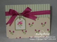 Baby Blossoms with Vintage Wall paper