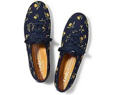 Check out this cool Keds product Champion Floral