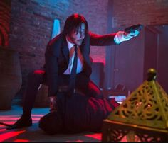 I saw John Wick for the first time tonight, and my reaction is nothing short of amazed. John Wick is nearly the perfect action flick, with incredible pacing, stylish a. Keanu Reeves John Wick, Keanu Charles Reeves, Baba Yaga, John Wick 2 Poster, Wick Movie, John Woo, 1 John, New Poster, Poster Wall