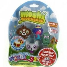 Vivid Imaginations Moshi Monsters, need to see what all the fuss is about