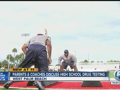 Schools debate drug testing student athletes for steroids and performance enhancing drugs - wptv.com  SUBURBAN WEST PALM BEACH, Fla. -- - School across South Florida are debating drug testing student athletes after the Miami-Dade County School District announced on Tuesday it would begin a pilot program.