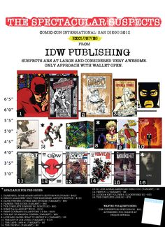 http://comics-x-aminer.com/2012/06/26/idw-publishing-sdcc-12-exclusives-announced/