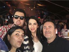 Este #TourSelf nos lo envía nuestra amiga Sonsiray Balsera Moreno, desde la Feria de San Fernando, en Cáceres.