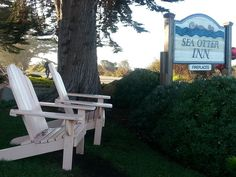 Sea Otter Inn, Cambria, CA, Boutique Hotel, loved staying there.