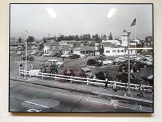 Original Los Angeles Farmer's Market, circa 1950's