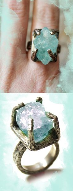 If I ever get married, I want a ring like this, and a simple one for everyday.