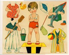Little girls (and her mothers!). love these paper dolls since 90 years! The big sheets are reprints of amazing paper dolls, printed between 1925 and 1935 in Neuruppin, Germany. You get reprints of these amazing cardboard cut-outs, with 14 dolls and her dresses, hats, toys, accessories. | eBay!