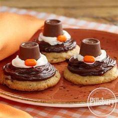 Pilgrim Hat #Cookies from Pillsbury® Baking