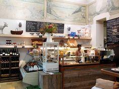 Kickstart coffee and tasty Apfelstrüdel @ Meierei | Prenzlauerberg, #Berlin
