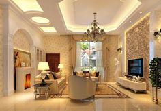 Idee arabo Living Room 2016